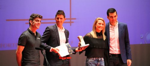 Oxigeno Sport & Wellness premiado en la Gala del Deporte de Valdepeñas