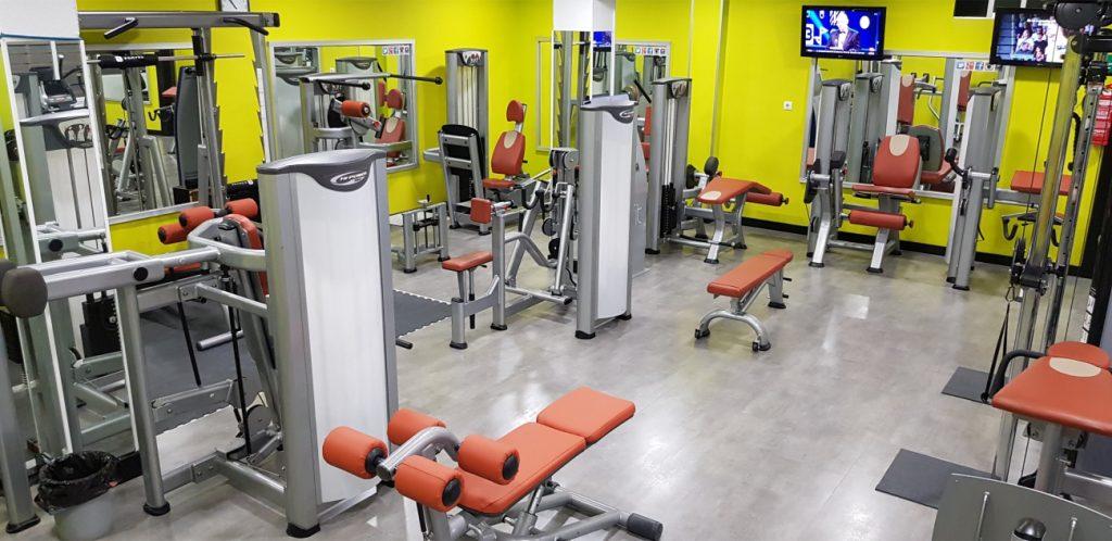Sala Fitness Gimnasio Oxigeno Sport & Wellness