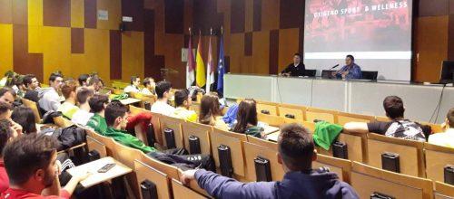 Oxigeno Sport & Wellness en la Facultad de Ciencias del Deporte