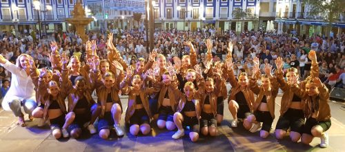 Los O2Monkey's deslumbran al público en Valdepeñas