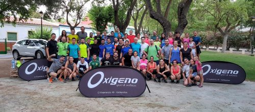 1er. Fitness Day Outdoor en Oxigeno Sport & Wellness
