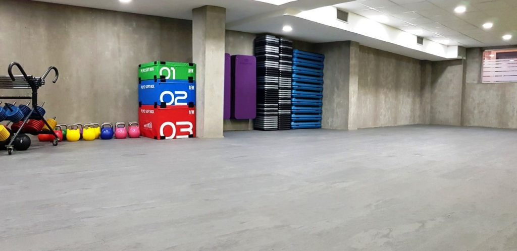 Sala 1 Oxigeno Sport & Wellness