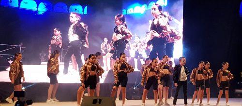 Éxito total de los O2Monkeys en Gala del Deporte de Castilla la Mancha